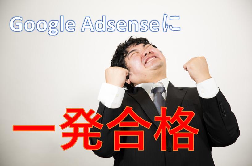 弱小ブログがGoogleアドセンスの審査をクリア出来た5つのポイント